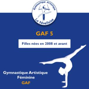 GAF 5 | 21-22